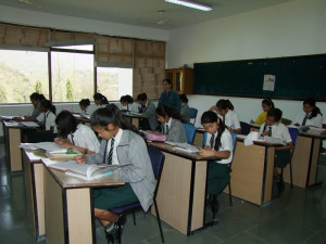 students-in-class